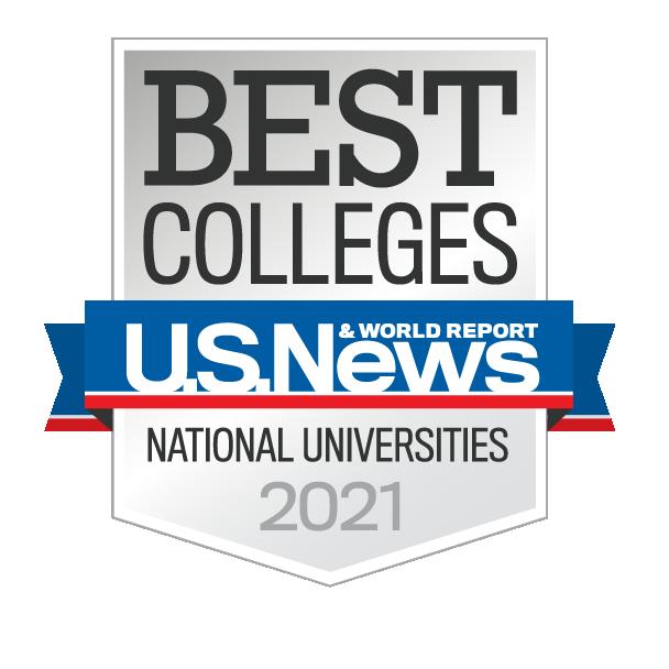 U.S. News Best Colleges National Universities 2021