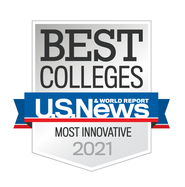 best colleges, us news & world report, most innovatote, 2021